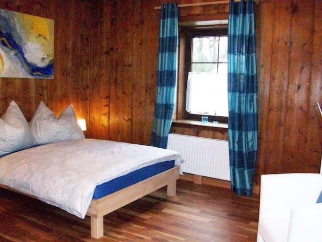 Ferienwohnung Blaues Haus - Mauterndorf - Apartemen