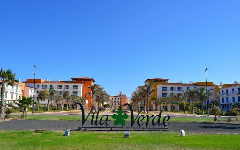 Vila Verde apartment,  Sal Island, Cape Verde
