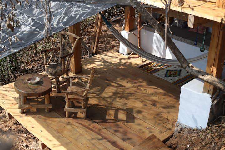 Proyecto Maloca Cabaña Pecari