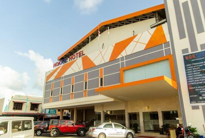 Hokkie Hotel Punggur Batam - BEST PRICE