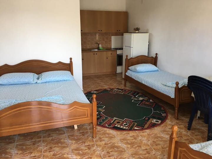 Albanian Villa in Velipoja