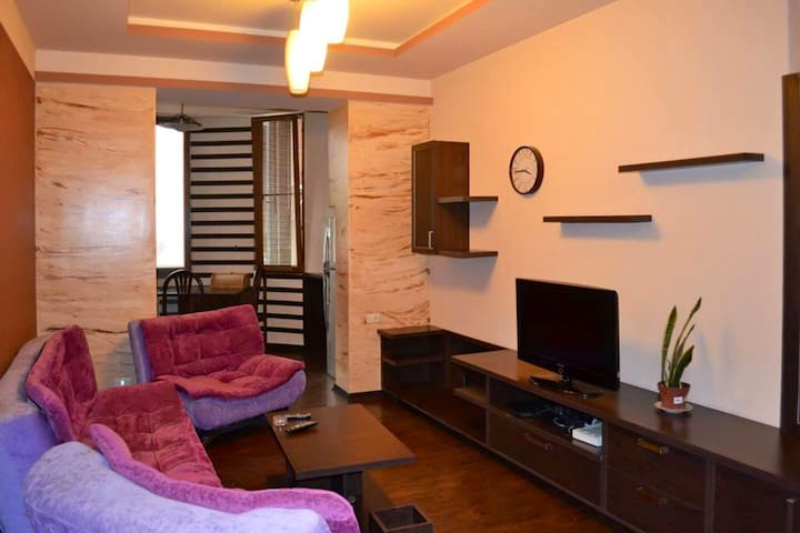 NEW LUXURY MODERN Apartment in city centre! SARYAN