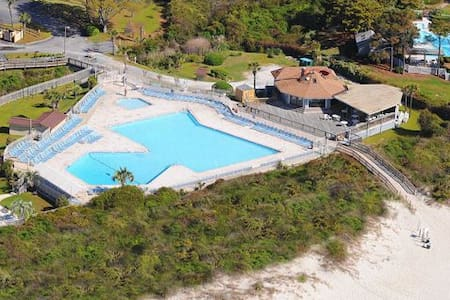 First floor condo with beach access - Hilton Head Island