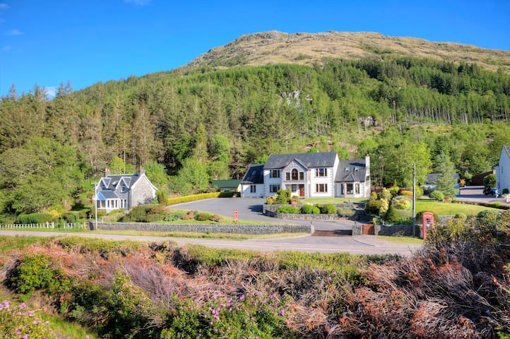 Ardno House B&B,  Glencoe, Scotland - Ballachulish - Bed & Breakfast
