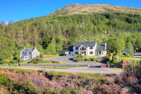 Ardno House B&B,  Glencoe, Scotland - Ballachulish