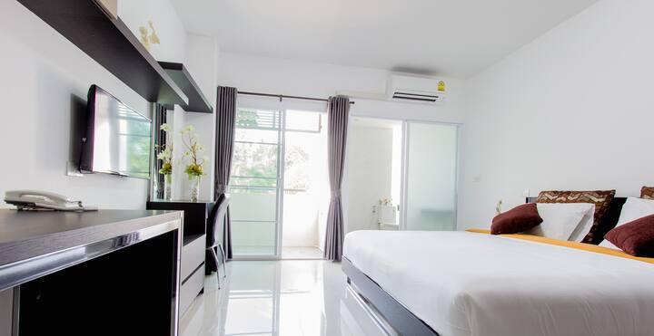 Comfy Master bedroom