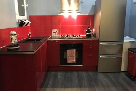 Appartement cosy à 15mn du coeur de Paris - Colombes