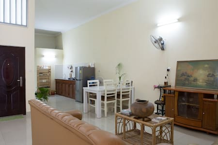 Entire Home 2room center&comfort near Royal Palace - Phnom Penh