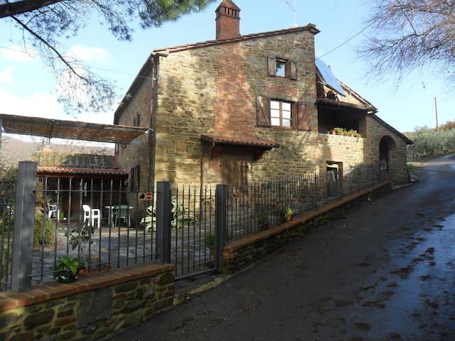 Casa in Val di Chio - Pieve di Chio - House