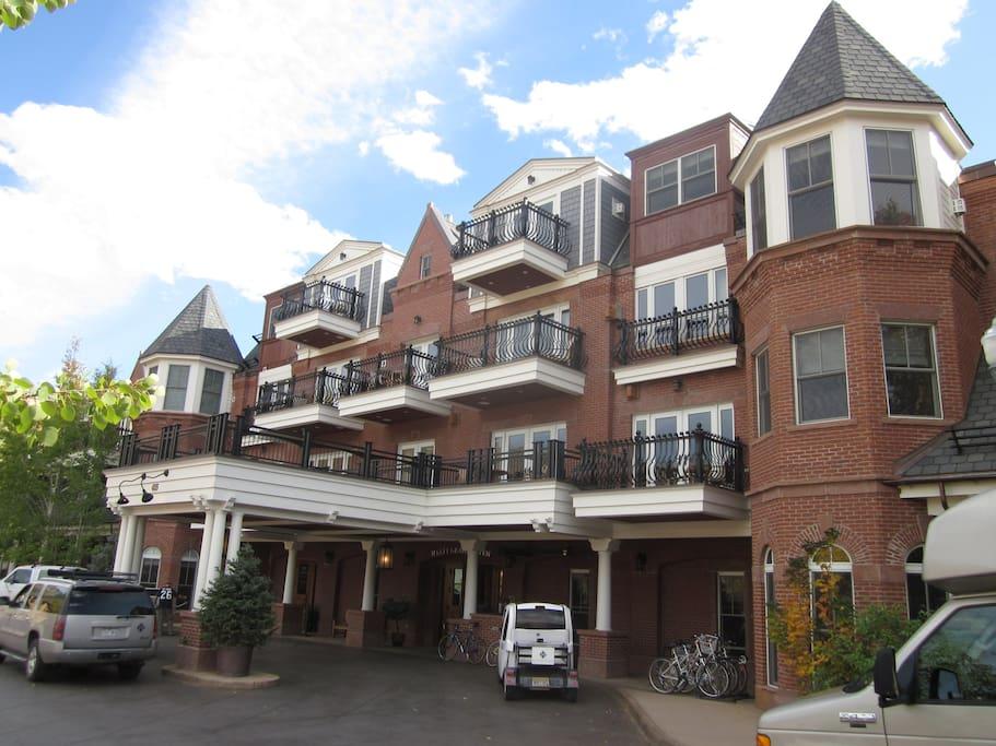 Hyatt Grand Aspen 1 Bedroom Residence