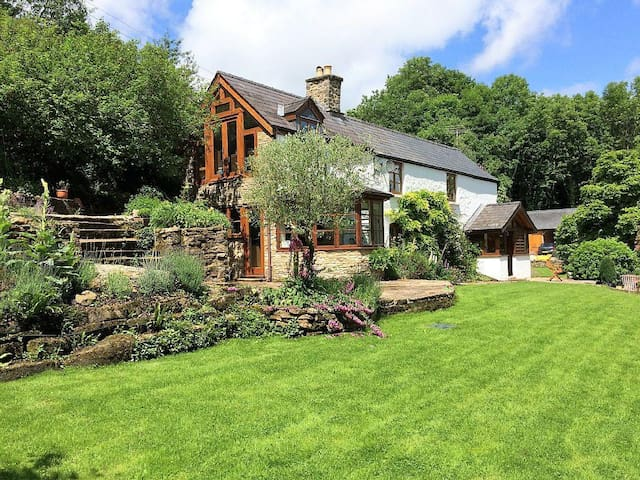 Hideaway stone cottage Wye Valley - Walford - Bed & Breakfast