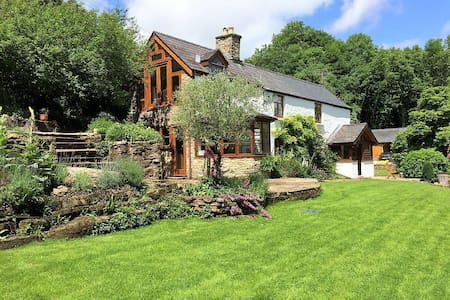Hideaway stone cottage Wye Valley - Bed & Breakfast