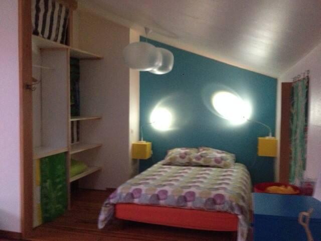 Joli appartement à la campagne - Dignac - Rumah