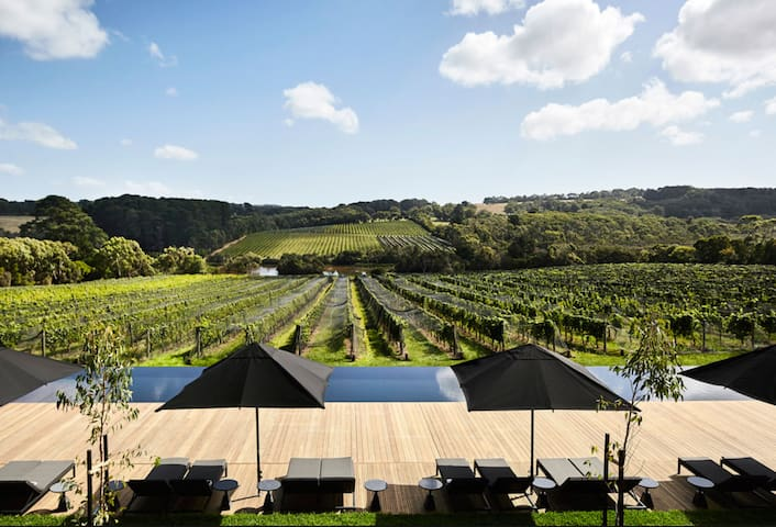 "The Peninsula's gorgeous wineries. ""Beautiful and tranquil place that is worth visiting in the heart of beautiful Mornington! Definitely will come back again!"""