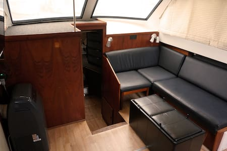 Private Yacht Rental - Baltimore - Bátur