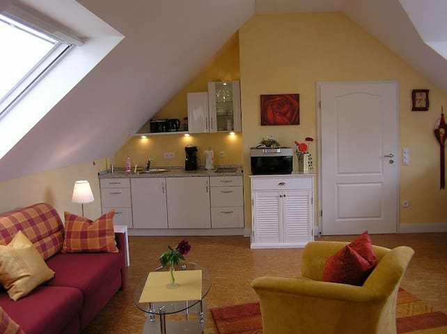 """Appartement """" Landlust """"   Wohlfühlen und Relaxen - Melle - Apartment"""