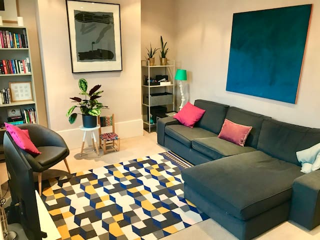 Bright Central London Double Room (Zone 1)