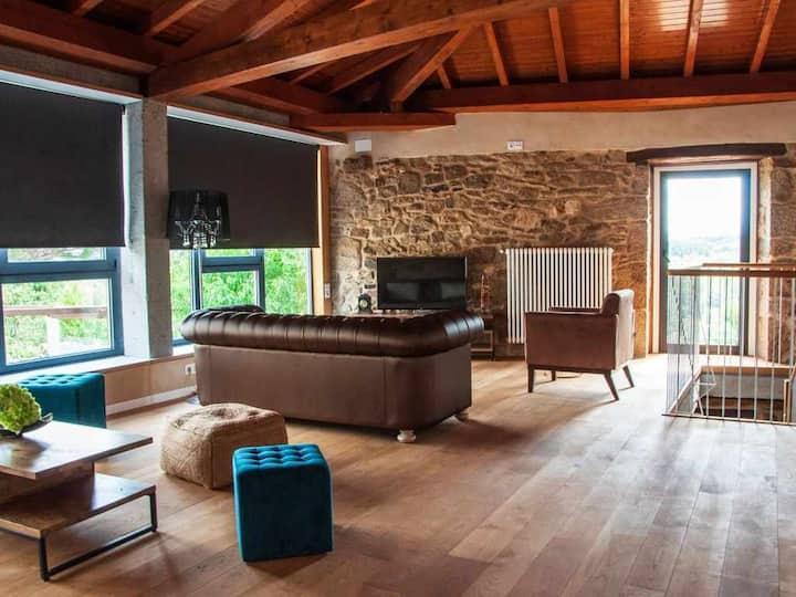 O Forno - Casa Ferrador (Ribeira Sacra)