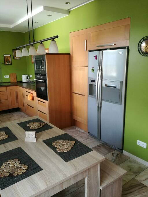 Küche Kühlschrank