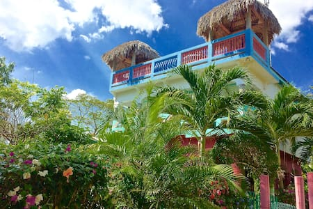Coral Cottage Jamaica - Little Bay - Szoba reggelivel