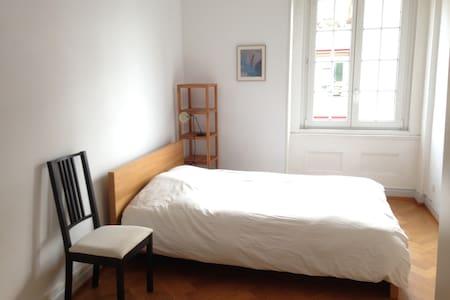 Chambre à proximité de la gare - Lozan