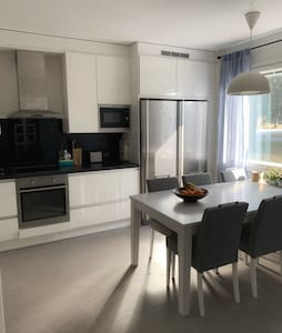 Spacious family appartment, 5 rooms + Kitchen
