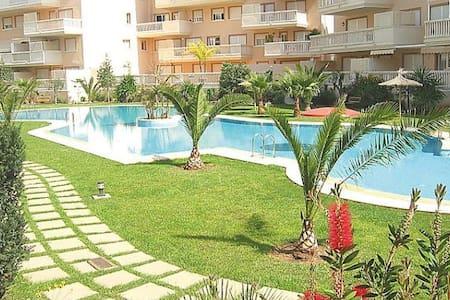 Apartamento con piscina al lado de la playa - Platja de l'Arenal