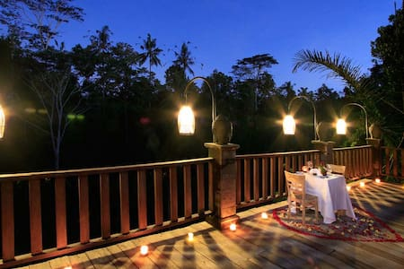 Lifestyle in Romantic Place - Tampaksiring - Casa de camp