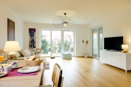 Wohnung mit Badeseezugang (Stadtrand von Wien)