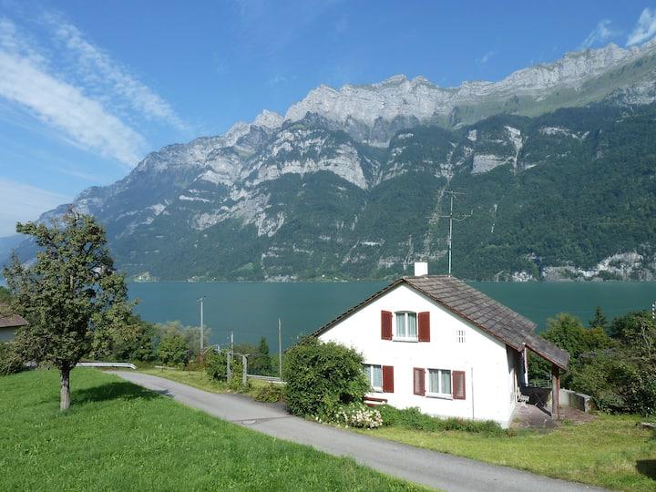 Ferienhaus Bergsboden