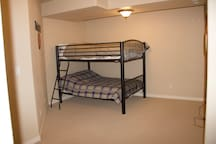 Bedroom 4 (2 full size beds)