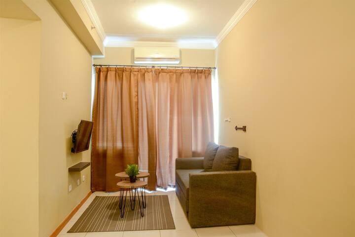 3BR Luxury Apartment Grand Palace Kemayoran