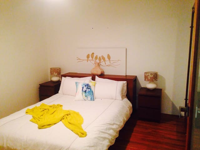 Large apartment 3km from CBD!