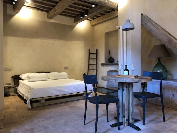 Casa Piazza San Donato  a Civita Di Bagnoregio PT