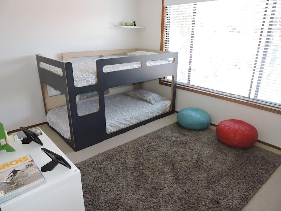 Large bedroom/playroom
