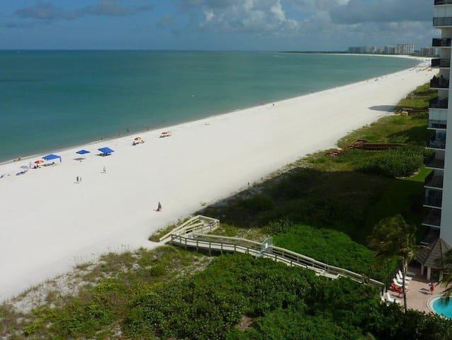 Apollo 1006 Beach Front Condo, Marco Island FL - Marco Island - Apartamento