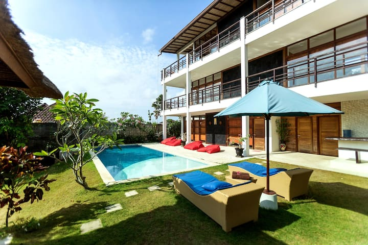Laelia View Jimbaran Bali 5 Bedroom
