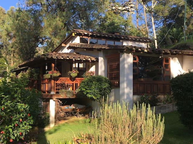 Finca del Abuelo country house