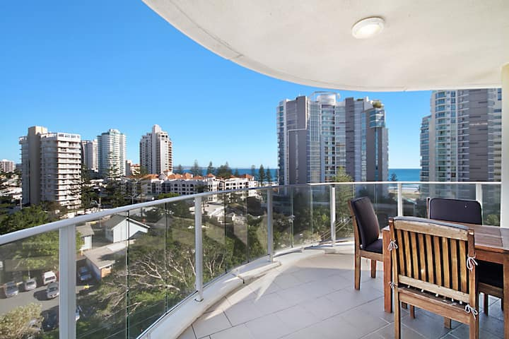Twin Towns Resort 644 - Central Coolangatta/Tweed Heads