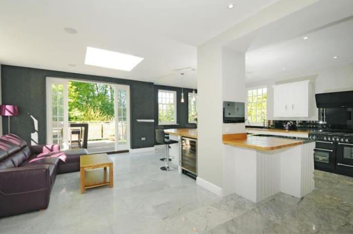 Exclusive Surrey Home