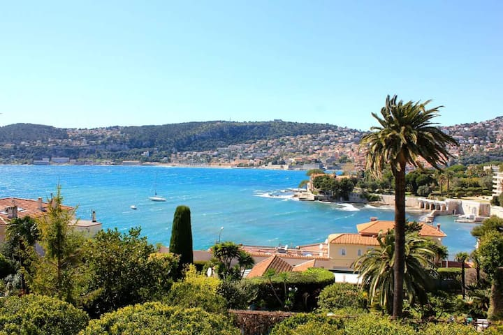 Studio fantastic view sea & really cosy - Saint-Jean-Cap-Ferrat - Apartmen