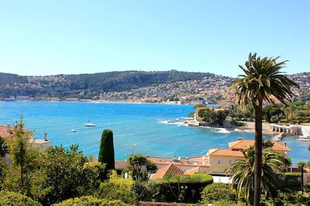 Studio fantastic view sea & really cosy - Saint-Jean-Cap-Ferrat