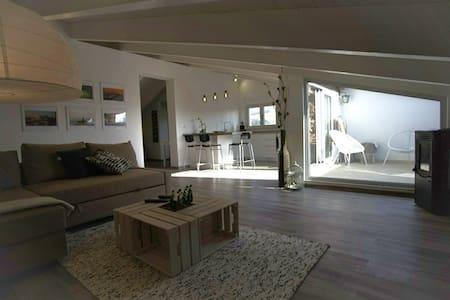Modern open space loft - Fermo