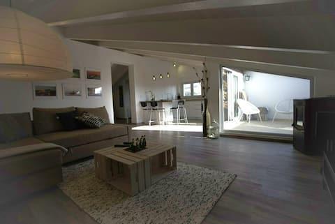 Loft open space moderne