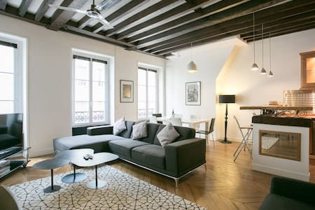 Ideal 1 bedroom in Saint Germain! - 巴黎