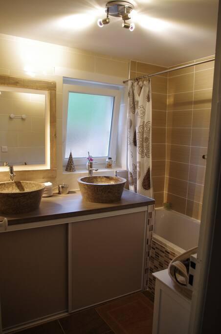 Salle de bain Privative