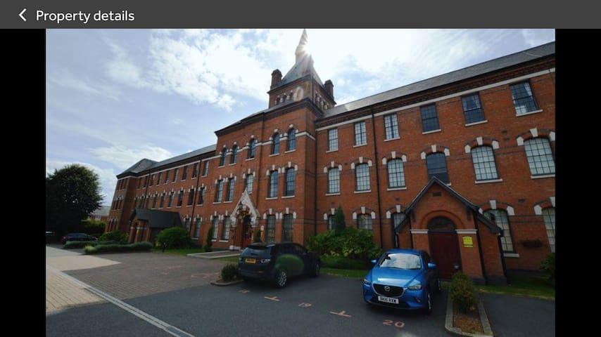 Luxury apartment. 15 mins to city - Birmingham - Appartement