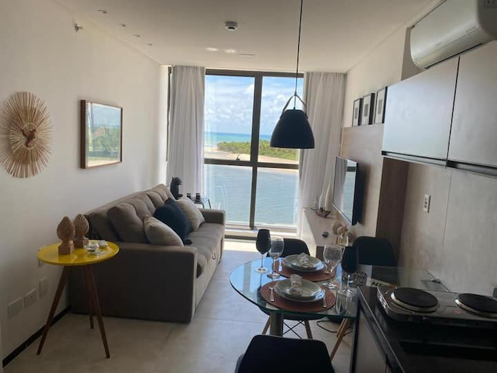 FLAT Barra Home Stay 404 com Vista Incrível