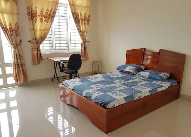 comfortable and tranquille room