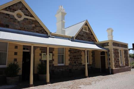Burra Railway Station Bed & Breakfast  Top Quality